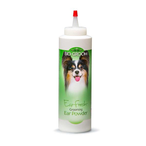 Bio-Groom Ear Fresh Astringent Grooming Ear Powder for Dogs 85 gm