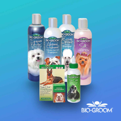 Bio-Groom Groomer Relief Package