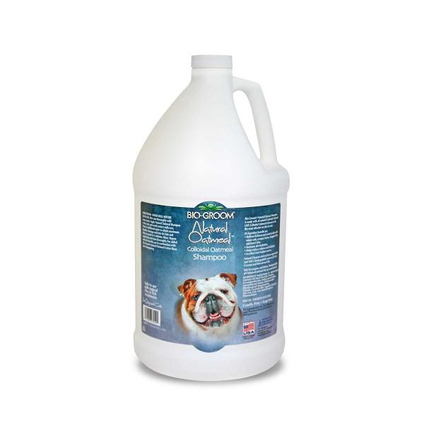 Gallon of Bio-Groom Natural Oatmeal Anti-Itch Shampoo
