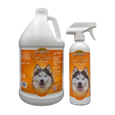 Bio-Groom So Quick Spray and other Grooming Sprays by brands you can trust at Ryan's Pet Supplies