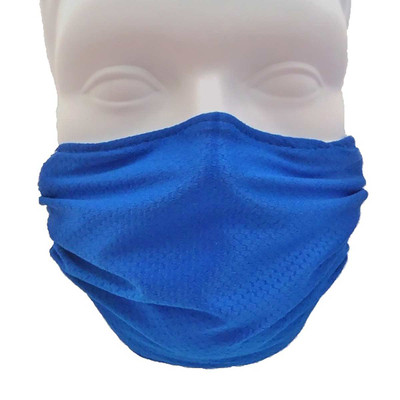 Blue Breathe Healthy Honeycomb Face Mask for Dog Grooming and more