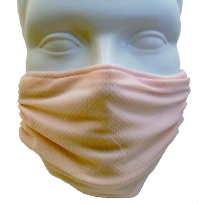 Pink Breathe Healthy Honeycomb Mask