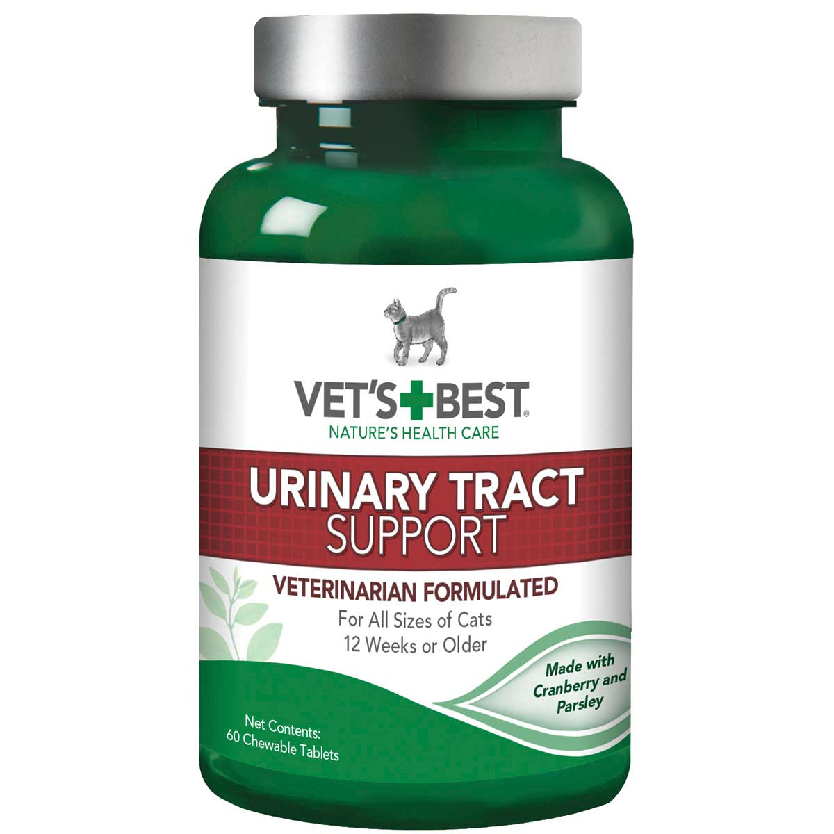Vet's Best Urinary Tract Support Chewable Tablets for cats - 60 count
