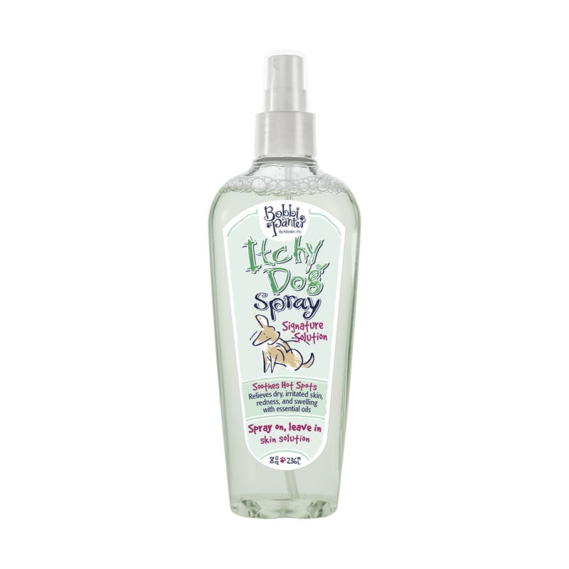 Bobbi Panter Itchy Dog Spray Natural Solution 8oz