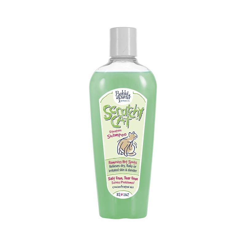 16:1 Concentrate Bobbi Panter Natural Scratchy Cat Shampoo 8oz