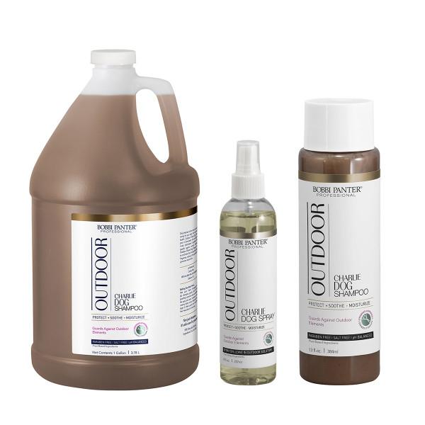 Bobbi Panter Charlie Dog Flea & Tick Pet Shampoo