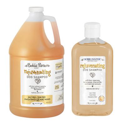 Bobbi Panter Natural Rejuvenating Shampoo for Dogs