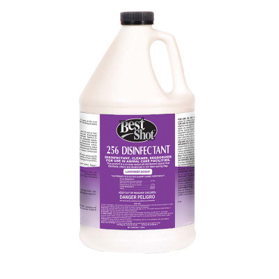 Best Shot 256 to 1 Disinfectant Lavender Gallon at Ryan's Pet Supplies
