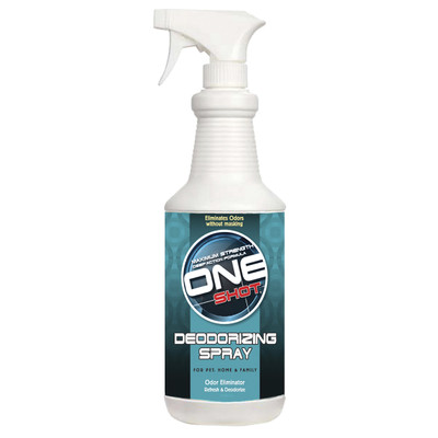 32 oz Best Shot One Shot Deodorizing Spray for Home Pet Odor Eliminating