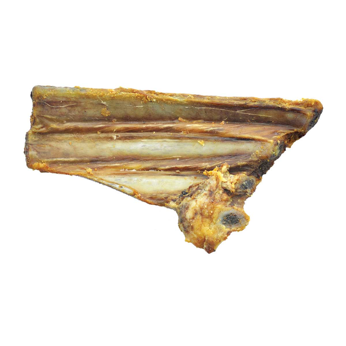 Natural Barkworthies Lamb Ribs - Chew for All Size Dogs