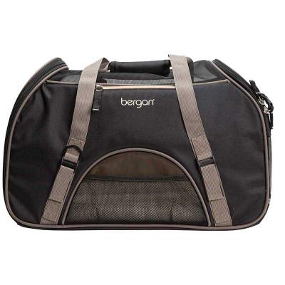 Bergan Small Black Animal Comfort Carrier
