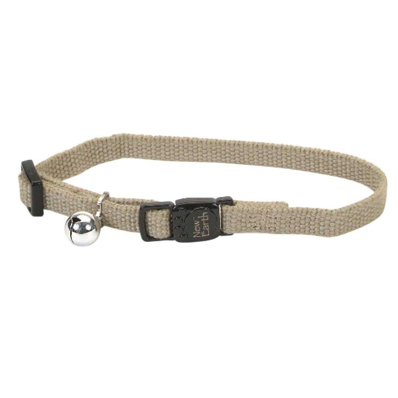 New Earth Soy 3/8 inch Cat Collars
