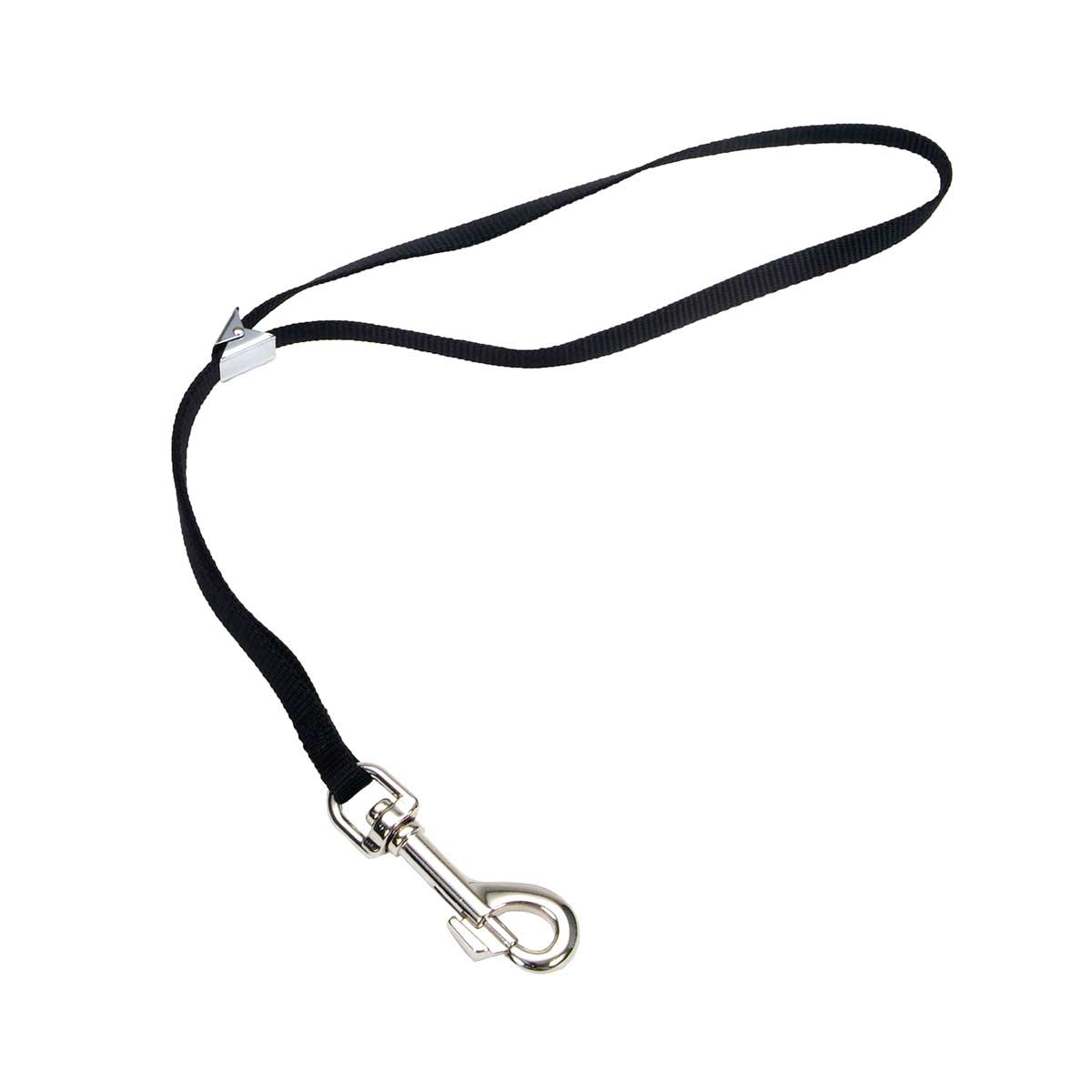 Coastal Nylon Grooming Loop Black 3/8 inch for Professional Groomers