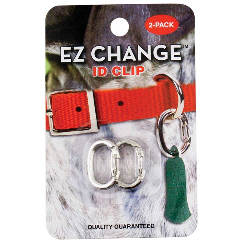 Coastal Nickle EZ Change Id Clip 2 Pack