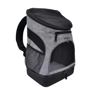 "Bergan Backpack Pet Carrier 17.5"" H x 11.5"" L x 9"" W at Ryan's Pet Supplies"