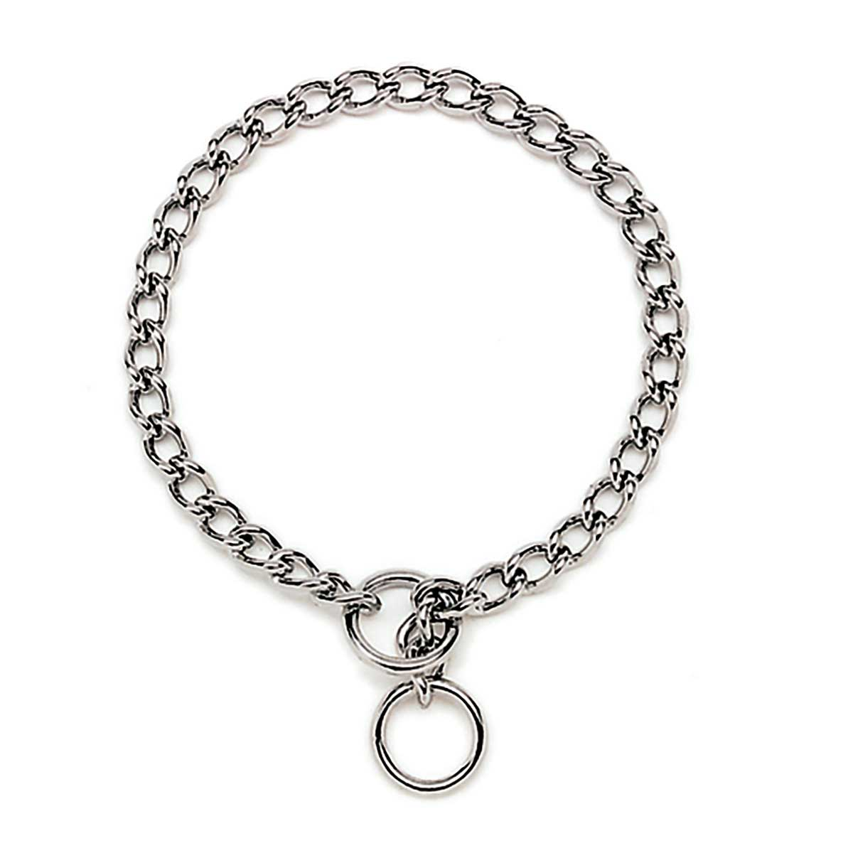 1.5mm Extra Fine Choke Chains for Dogs