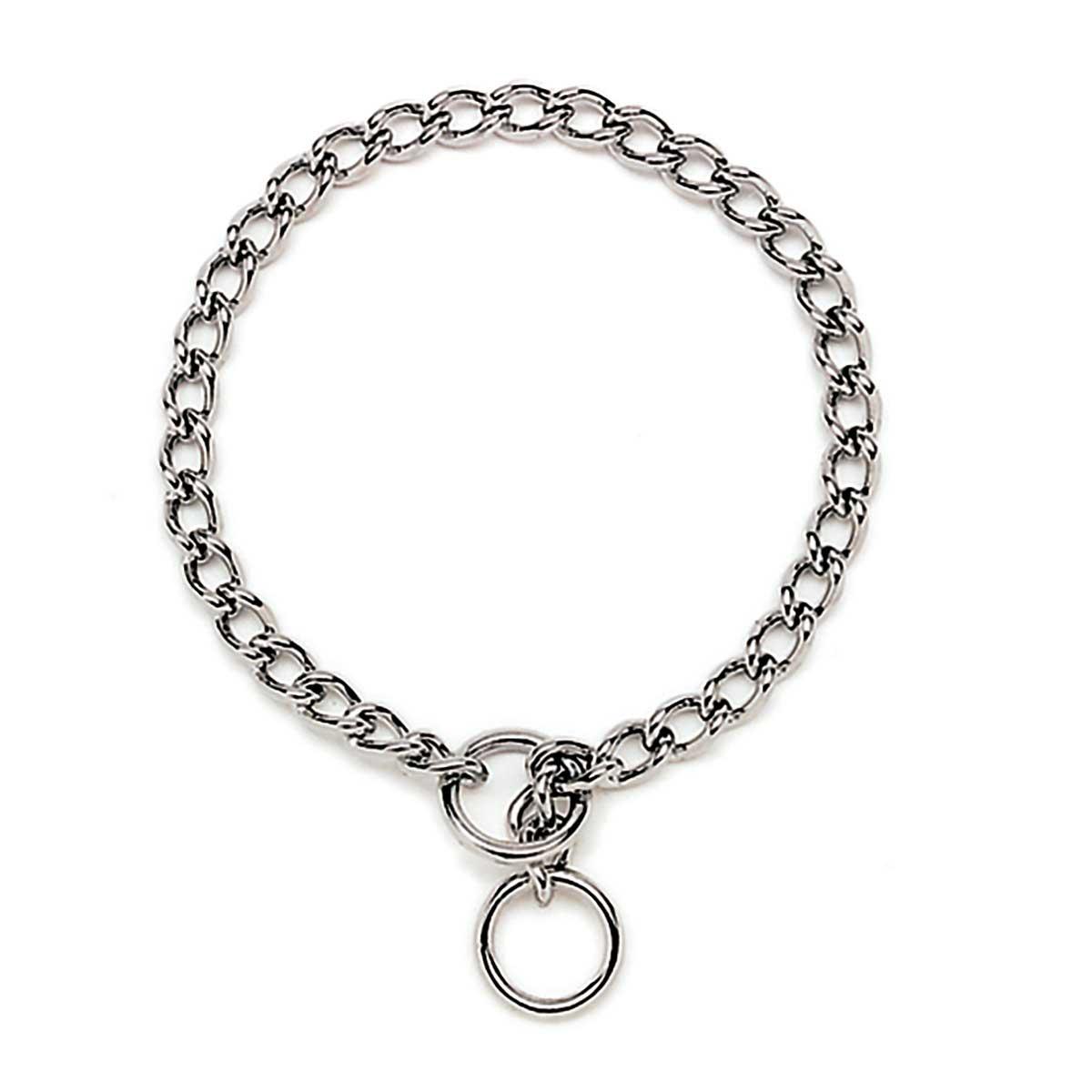 Coastal Medium Choke Chains for Dog Training - 2.5mm