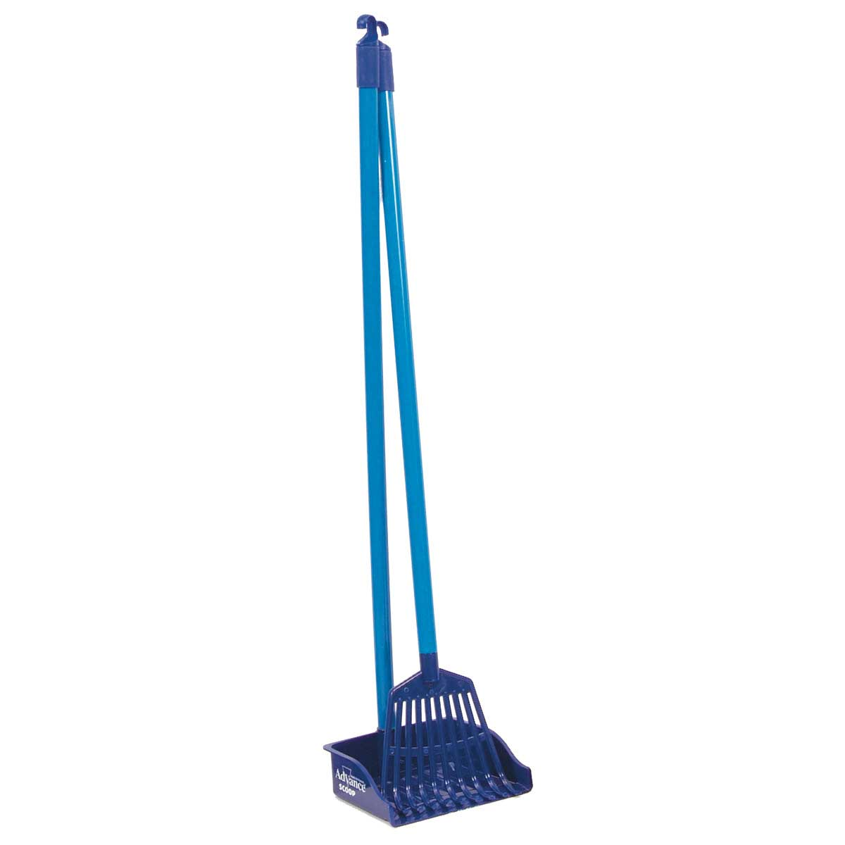 Coastal Advance Small Pan with Rake for Dog Waste Removal