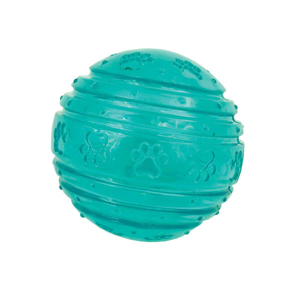 """Li'l Pals Antimicrobial 3"""" Ball chew toys for puppies"""