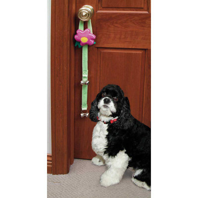 Flower Potty Training Bells for Housebreaking Dogs and Puppies