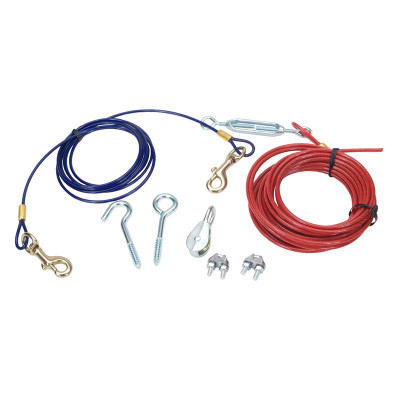 Coastal 50 foot Aerial Dog Run Kit