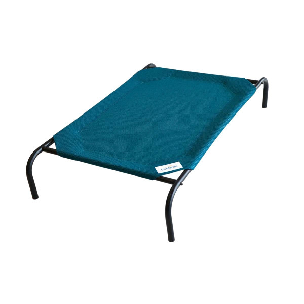 Turquoise Large Coolaroo Outdoor Dog Bed