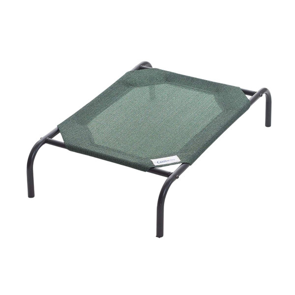 Green XL Coolaroo Pet Bed for outside