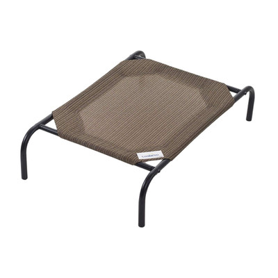 Tan XL Coolaroo Outdoor Pet Bed