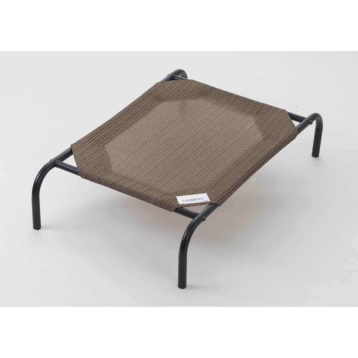 Coolaroo Medium Pet Bed Nutmeg 43.37 inches by 25.63 inches