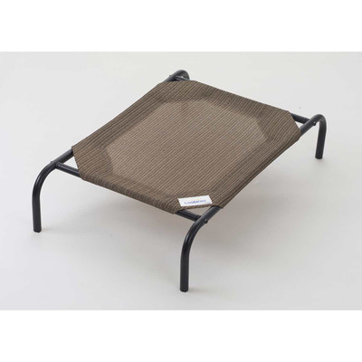 Large Coolaroo Outdoor Pet Bed Nutmeg