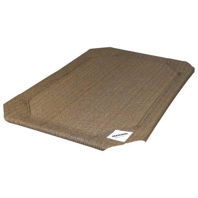 Coolaroo Medium Nutmeg Pet Bed Replacement Cover