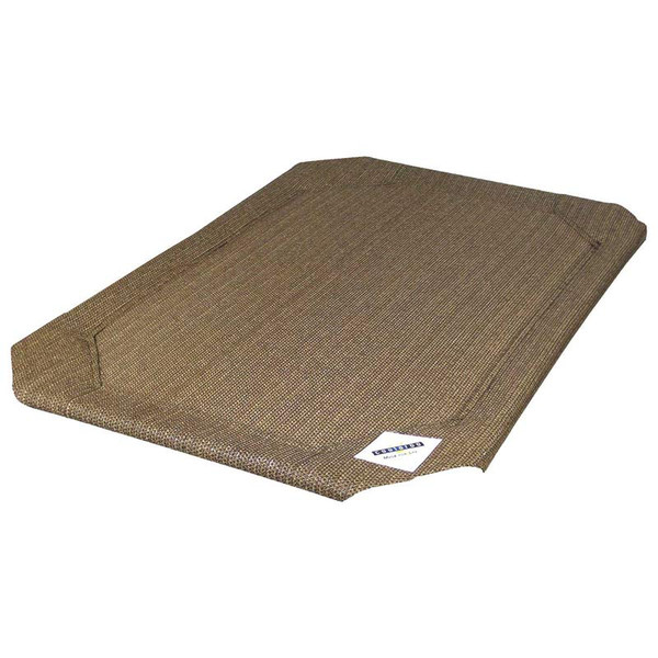 Coolaroo Pet Bed Large Replacement Cover Nutmeg