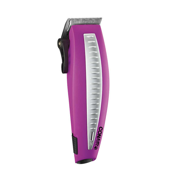 Side of Conair Cordless Lithium Battery Clipper