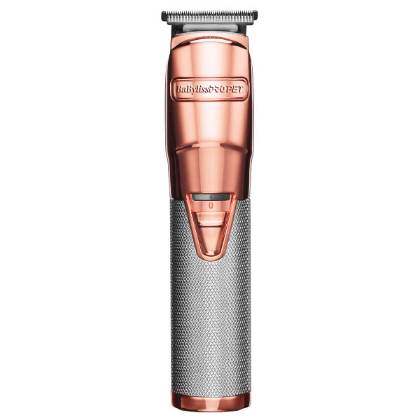 BaBylissPro PET Rose Gold Metal Trimmer by Conair