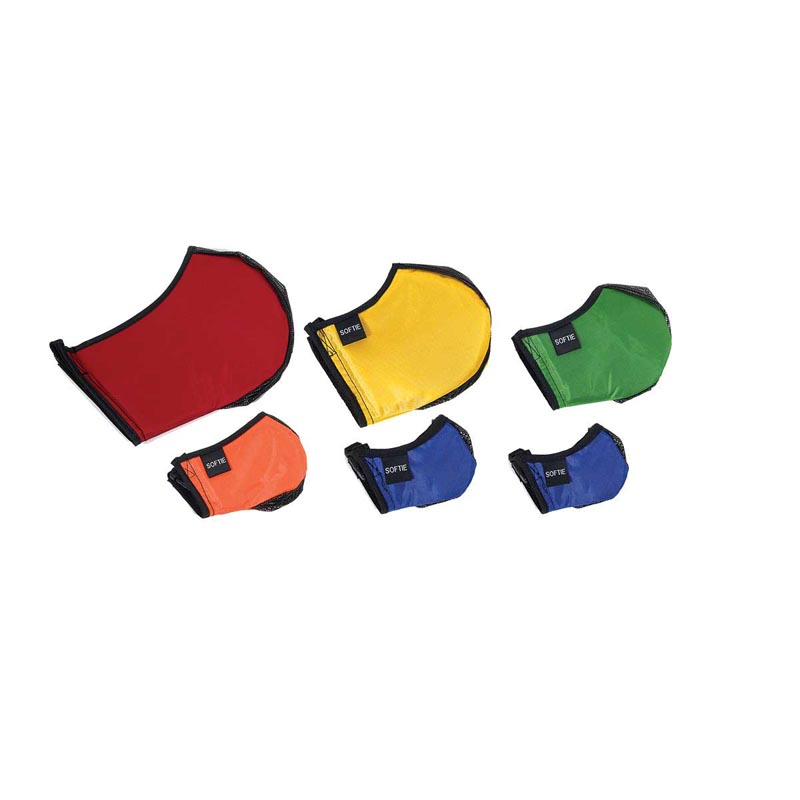ProGuard Set of 6 Softie Muzzles includes X Small, Small, Medium, Large, X Large, and Giant