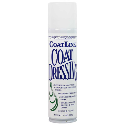 Chris Christensen Coat Link Coat Dressing 10 oz