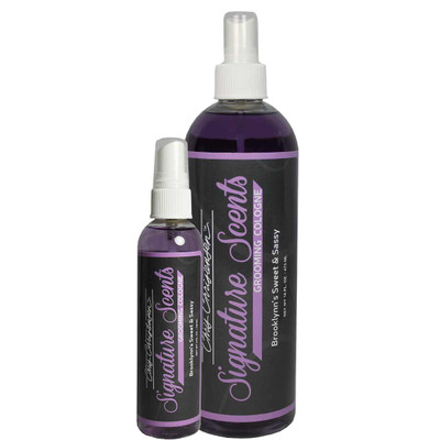 Smart Scents Brooklynn's Sweet & Sassy Grooming Cologne for Pets
