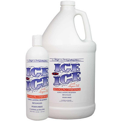 Chris Christensen Ice on Ice Detangling Pet Conditioner