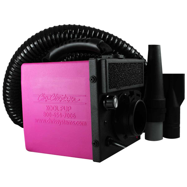 Chris Christensen Kool Dry Pup Dryers for Dog Grooming and Showing