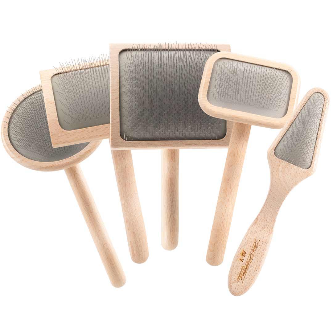 Chris Christensen Mark Slicker Dog Brushes