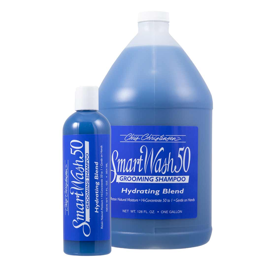 Chris Christensen Highly Concentrated SmartWash Hydrating Blend Pet Shampoo