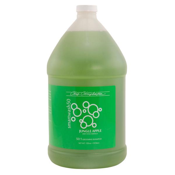 Chris Christensen SmartWash Jungle Apple Grooming Shampoo for Pets
