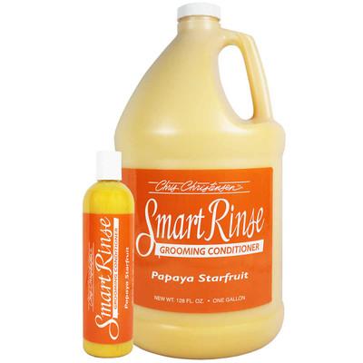 Chris Christensen Smart Rinse Papaya Starfruit Grooming Conditioner for pets