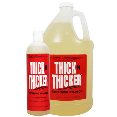 Chris Christensen Thick N Thicker Shampoo for dogs