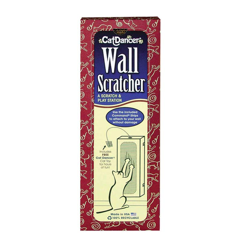 Cat Dancer Wall Scratcher Replacement Core Cardboard