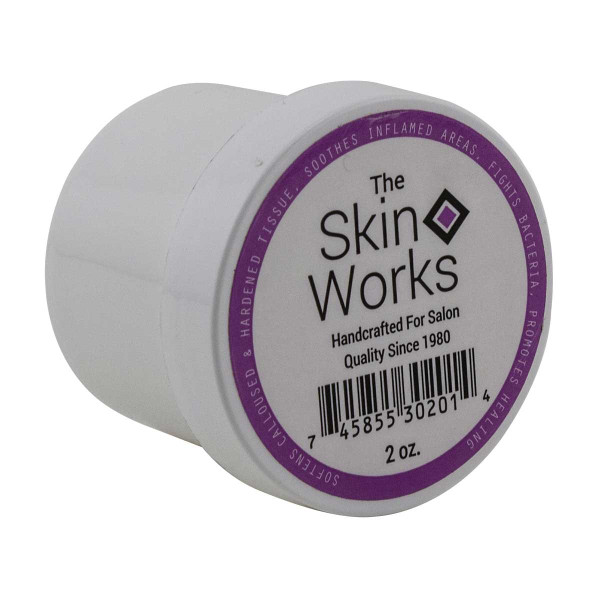 The Skin Works Cream For Hot Spots from Grooming Clippers - 2 oz - No Steroids