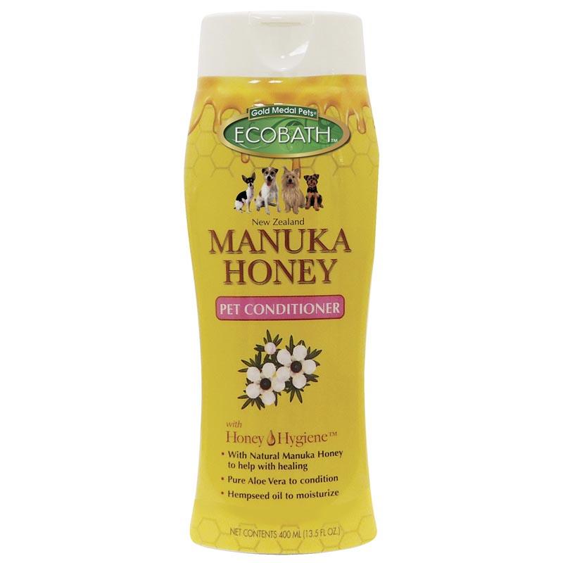 EcoBath Manuka Honey Pet Conditioner 13.5 oz