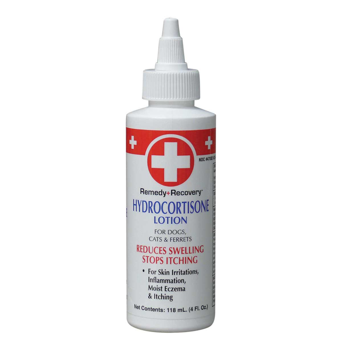 Remedy + Recover Hydrocortisone Lotion 4 ounce