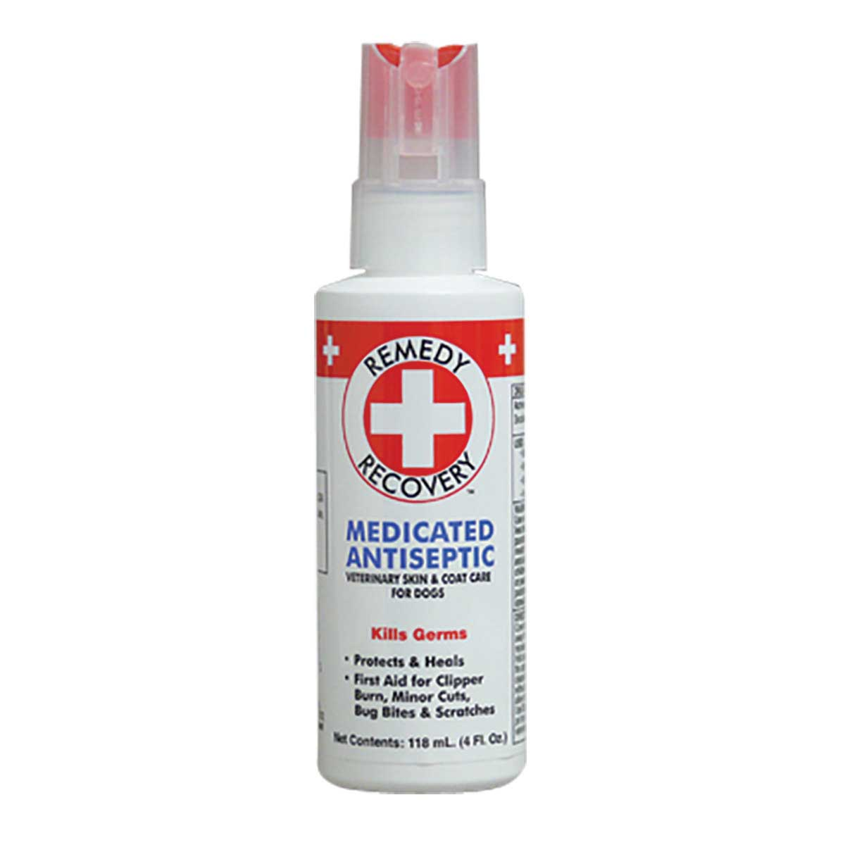 Remedy + Recovery Medicated Antiseptic Spray 4 ounce