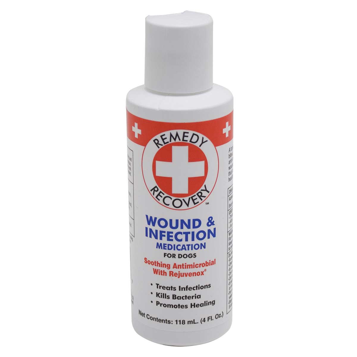 Cardinal Remedy + Recovery Wound & Infection Medication Lotion 4 ounce